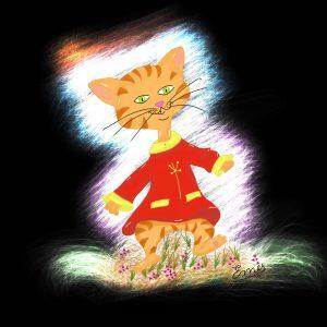 Salomão, o gato sabidão